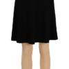 King Louie Sofia Skirt Milano Crepe Black 2