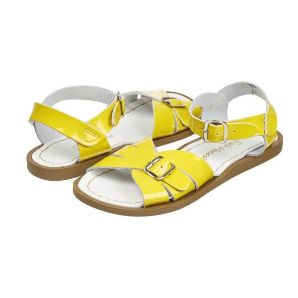 Salt Water Sandal Classic Shiny Gul