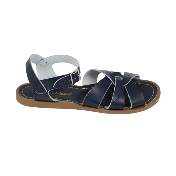 salt water sandal original navy