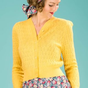 emmy the delightful daytime cardi buttercup