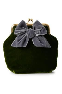 sonja love clutch green