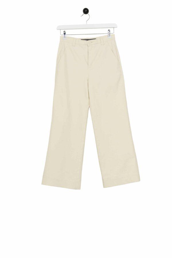Bric-a-Brac Lippizzaner Trousers Cream Denim