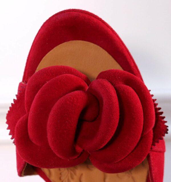Chie Mihara Blossom34 Ante Rojo