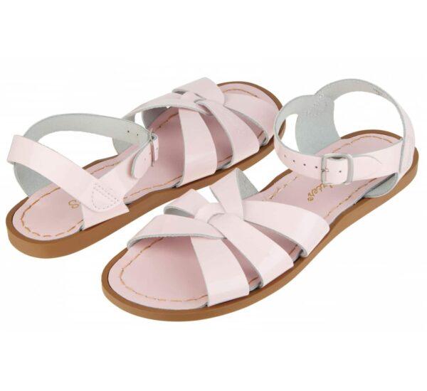 Salt Water Sandal Original Premium Shiny Pink