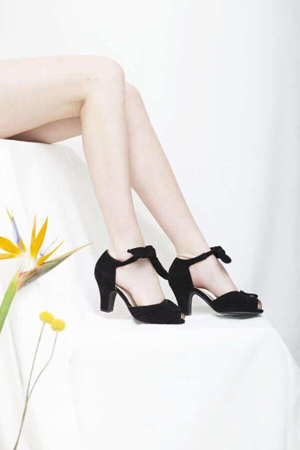 Miss L Fire Loretta Black Luxe