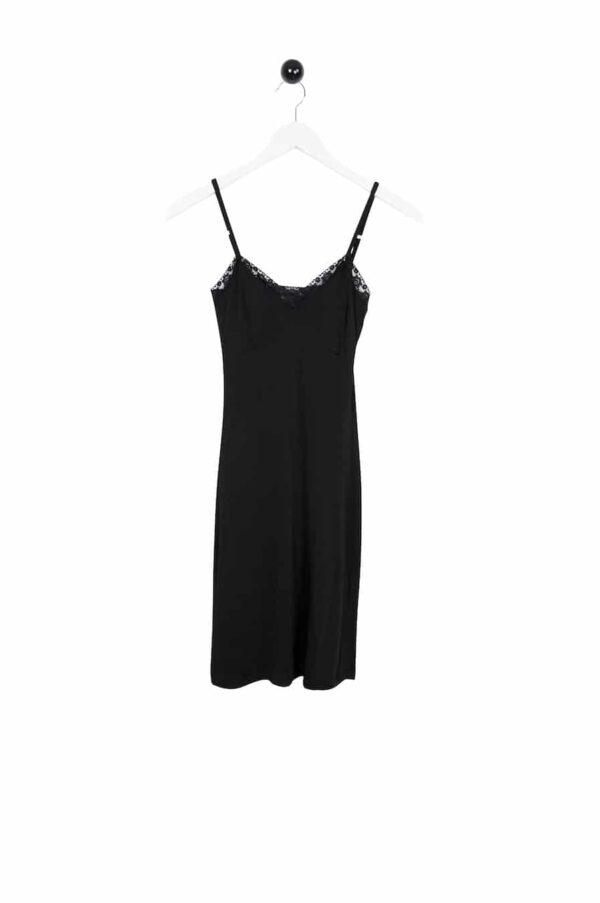 Bric-a-Brac Underwear Dress Black