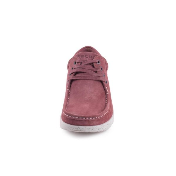 Nature Anna Suede Brown Rose