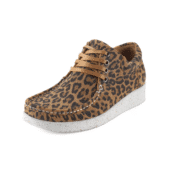 Nature Anna Suede Leopard