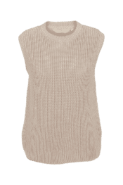 Basic Apparel Sweety Vest Organic Sand