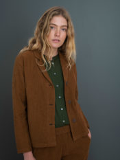 Serendipity Jacket Walnut Corduroy