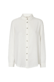 Basic Apparel Trine Shirt Off White