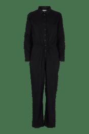 Basic Apparel Vilde Jumpsuit Organic GOTS Black