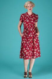 Emmy The Splendid Shirt Dress Floral