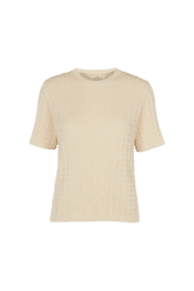 Basic Apparel Aline ss Sweater Birch