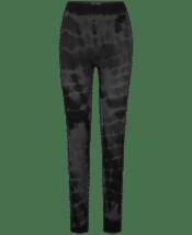 GAI+LISVA Lena Yoga Legging Petrol Grey Tie Dye