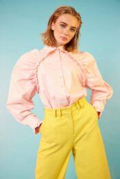 Hunkøn Demi shirt Rose